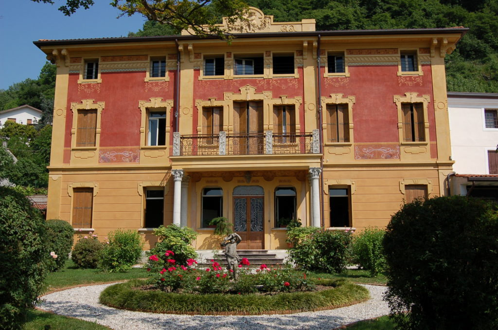 La casa di prospero Alpini