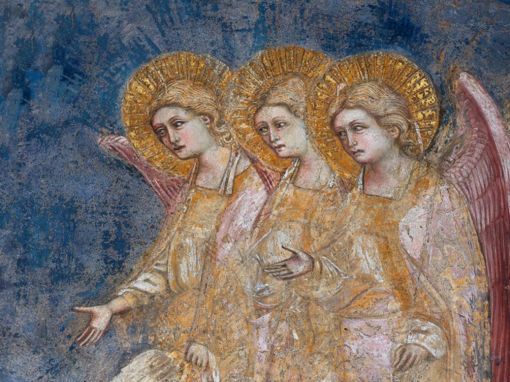 Gli affreschi del Trecento a Padova